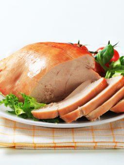 Delicious Roast Turkey Deluxe