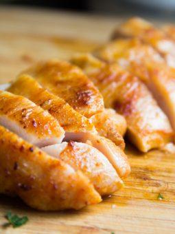 Yummy Chicken Roll